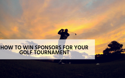 How to Win Sponsors for Your Golf Tournament